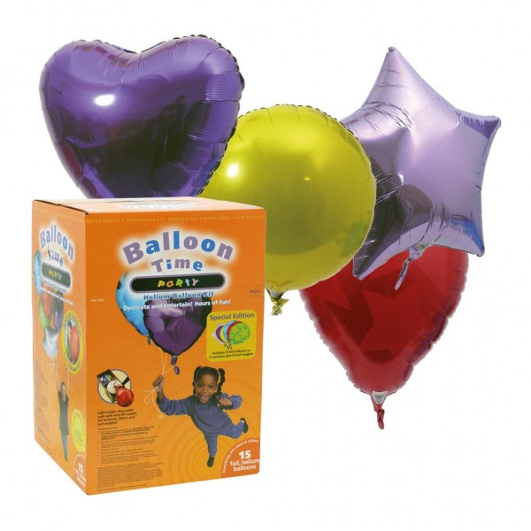 Balloon-Time Party Special Edition